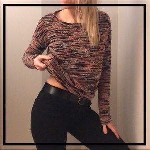 🆕 URBAN OUTFITTERS Stylish Multicolored Sweater